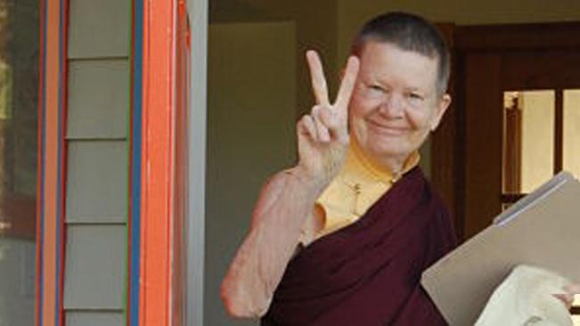 Pema Chodron – Buddhist Teacher & Author | WHOLE UNIVERSE
